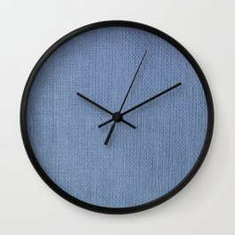 Fabric Texture Surface 38 Wall Clock