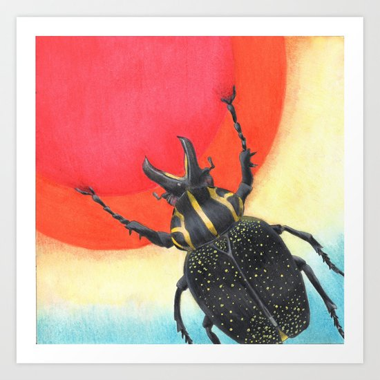 Sun Catcher Art Print