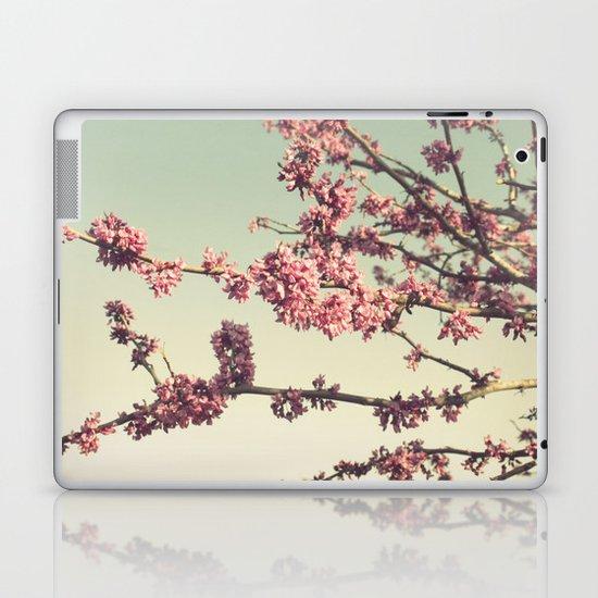 the songs of spring Laptop & iPad Skin