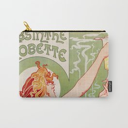Absinthe Robette Carry-All Pouch