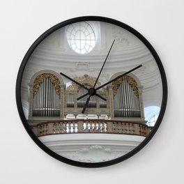 Salzburg Cathedral Organ Wall Clock