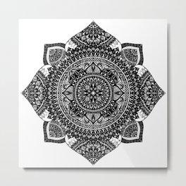 Changed Metal Print