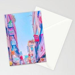 Anime Seoul Stationery Cards