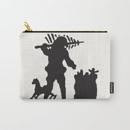 XMAS SILOUETTE Carry-All Pouch