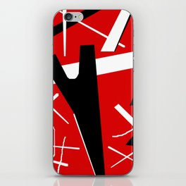 Monster Stripes iPhone Skin