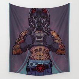 Tie or Die Wall Tapestry