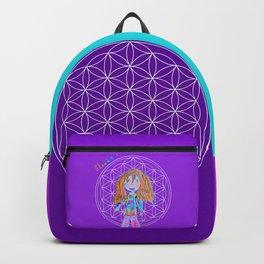 Elisavet | Flower of Life Backpack