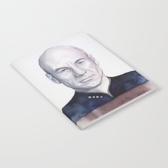 Captain Picard Notebook