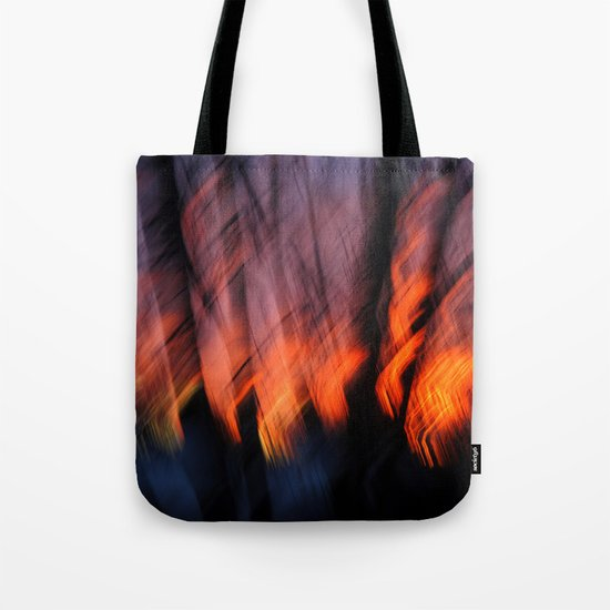 Light Up Your Skies Tote Bag