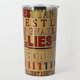 LIES - 058 Travel Mug
