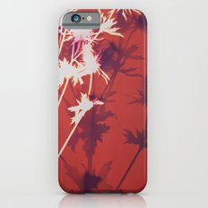 Photogram - Seaholly in Red iPhone 6s Slim Case