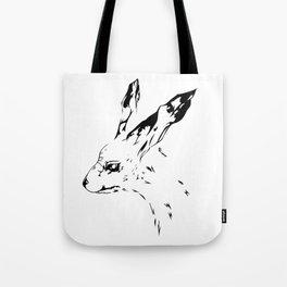 Tech Rabbit Tote Bag