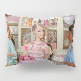 60th Barbie's birthday Pillow Sham