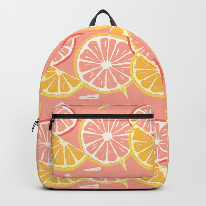 Fruit Slices Backpack