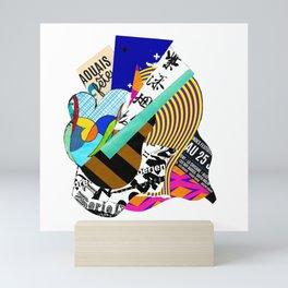Guitar Lesson Mini Art Print