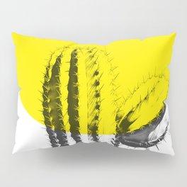 Sunset Minimal Cactus Pillow Sham