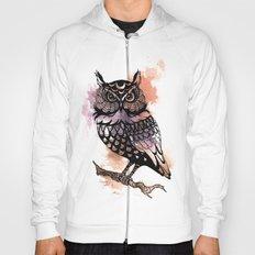 Owl Splash Hoody