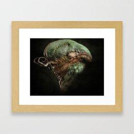 Jaemin Alien Framed Art Print