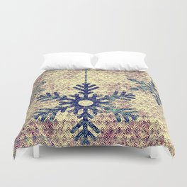 Party theme [Christmas Time] Duvet Cover