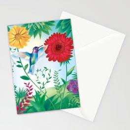 Wanga Nègès - Hummingbird Stationery Cards
