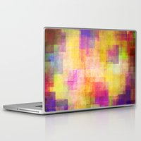 carnival Laptop & iPad Skins featuring Carnival by SensualPatterns