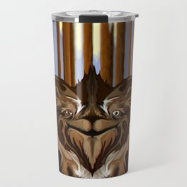 Spooky Forest Travel Mug