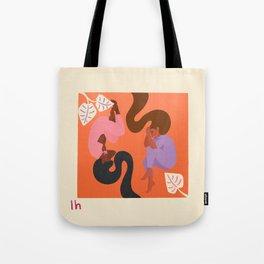 Leisure Time Tote Bag