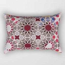 Arabian abstract pattern Rectangular Pillow