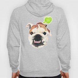 English Bulldog - F.I.P. - @LucyFarted Hoody
