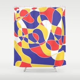 artwork Shower Curtain