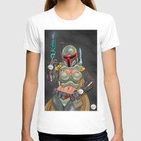 boba fett T-shirts featuring Boba Fett by Mainsink