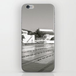"Pools ""Coral Casio Pool"" iPhone Skin"