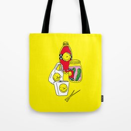 Happy Lifestyle Brand Tote Bag