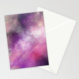Nebula: Pink Bubblegum Stationery Cards