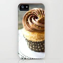 Birthday Cupcake iPhone Case