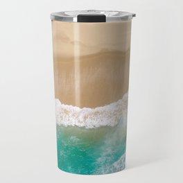 Peace to the Sea Travel Mug