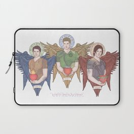 Supernatural Guardian Angels Laptop Sleeve