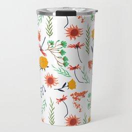 Rustica #illustration #pattern Travel Mug