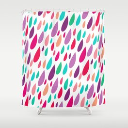 Sweet Drops Shower Curtain