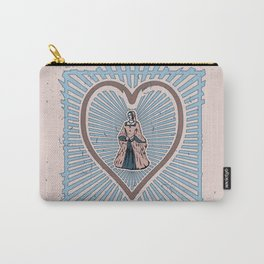 Queen of Heads Variation Carry-All Pouch
