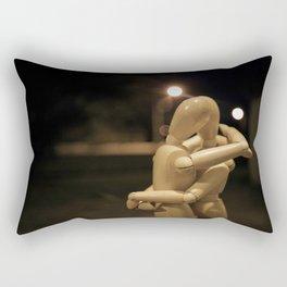 The Kiss Rectangular Pillow