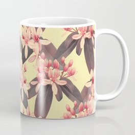 Galphimia in Sunlight Coffee Mug
