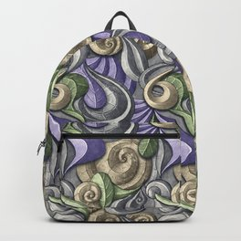 abstract ornamental pattern III Backpack