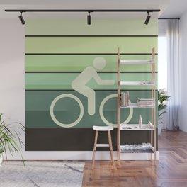Let It Roll Wall Mural