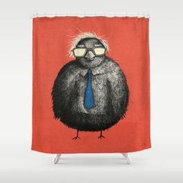 Birdie Sanders (Color Variation 2) Shower Curtain