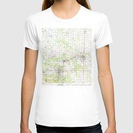 MO Joplin 325372 1991 topographic map T-shirt