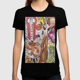Anatomy Mash-up T-shirt