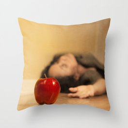 The fairest of them all... Throw Pillow