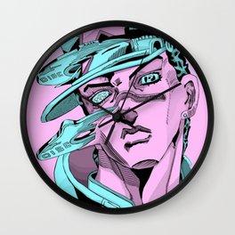 Jotaro Wall Clock