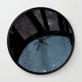 Starry Night - Clock Tower Wall Clock